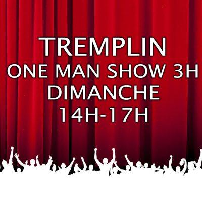 TREMPLIN DIMANCHE 3H