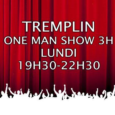 TREMPLIN LUNDI 3H