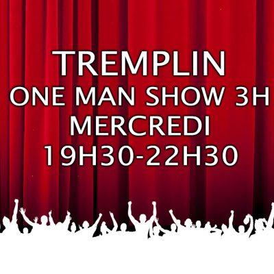 TREMPLIN MERCREDI 3H
