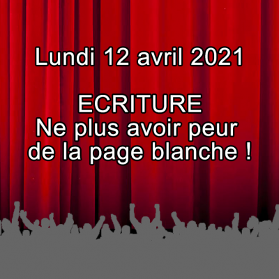 Stage 12 Avril 2021