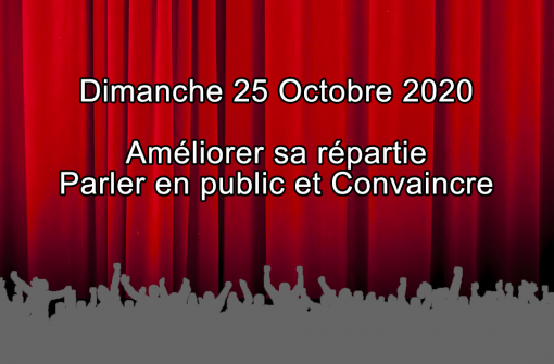 Stage 25 octobre